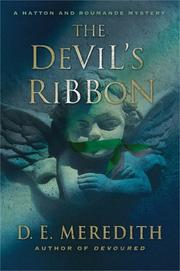Cover art for THE DEVIL'S RIBBON
