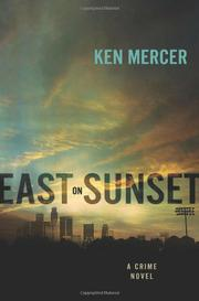 Book Cover for EAST ON SUNSET