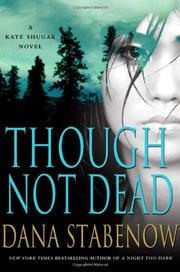 Cover art for THOUGH NOT DEAD