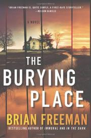 Cover art for THE BURYING PLACE