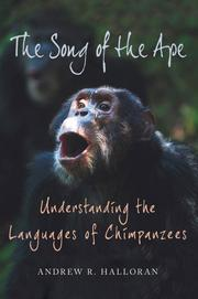 THE SONG OF THE APE by Andrew R. Halloran
