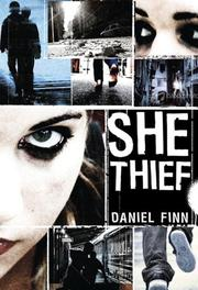 Book Cover for SHE THIEF