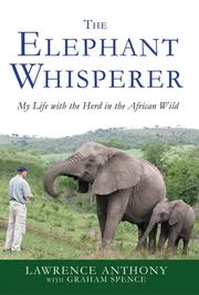 Cover art for THE ELEPHANT WHISPERER