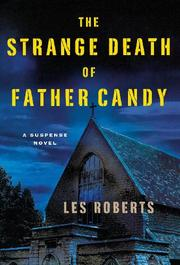 Cover art for THE STRANGE DEATH OF FATHER CANDY