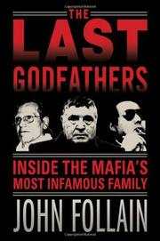 Book Cover for THE LAST GODFATHERS