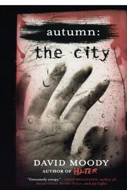 AUTUMN: THE CITY by David Moody