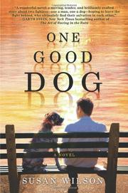 Book Cover for ONE GOOD DOG