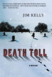 Cover art for DEATH TOLL