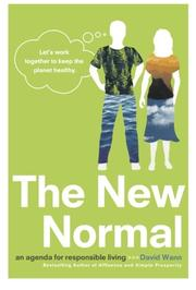 Book Cover for THE NEW NORMAL