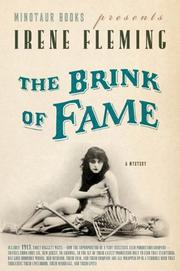 Book Cover for THE BRINK OF FAME