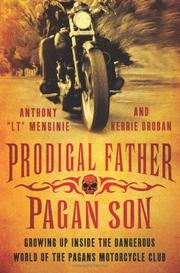 PRODIGAL FATHER, PAGAN SON by Anthony Menginie