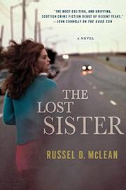 Cover art for THE LOST SISTER