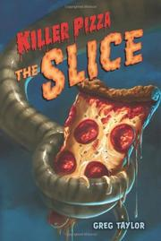 Book Cover for KILLER PIZZA:  THE SLICE