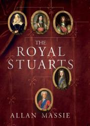 Book Cover for THE ROYAL STUARTS