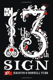 Book Cover for THE 13TH SIGN