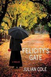 Cover art for FELICITY'S GATE