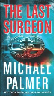 Book Cover for THE LAST SURGEON