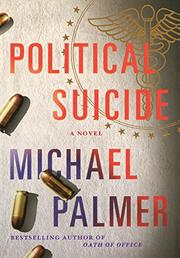 Cover art for POLITICAL SUICIDE