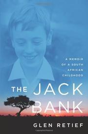 THE JACK BANK by Glen Retief