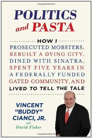 Cover art for POLITICS AND PASTA
