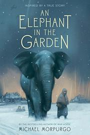 Cover art for AN ELEPHANT IN THE GARDEN