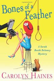 Cover art for BONES OF A FEATHER