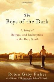 Cover art for THE BOYS OF THE DARK