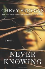 Book Cover for NEVER KNOWING