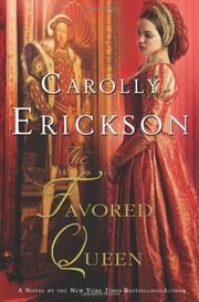Book Cover for THE FAVORED QUEEN