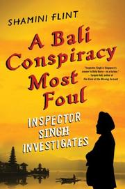 Cover art for A BALI CONSPIRACY MOST FOUL
