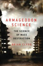 Cover art for ARMAGEDDON SCIENCE