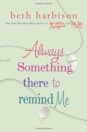 Book Cover for ALWAYS SOMETHING THERE TO REMIND ME