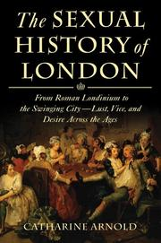 Cover art for THE SEXUAL HISTORY OF LONDON