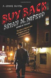 BUY BACK by Brian M. Wiprud