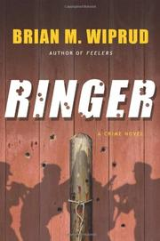 Book Cover for RINGER