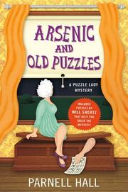 ARSENIC AND OLD PUZZLES by Parnell Hall