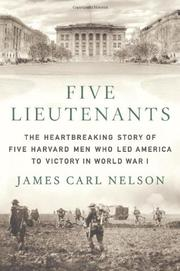 Book Cover for FIVE LIEUTENANTS