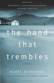 Cover art for THE HAND THAT TREMBLES