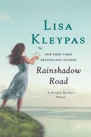 Cover art for RAINSHADOW ROAD