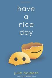 Book Cover for HAVE A NICE DAY