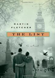 Cover art for THE LIST