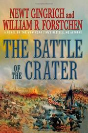 Book Cover for BATTLE OF THE CRATER