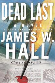 Book Cover for DEAD LAST