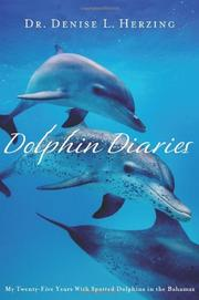 Cover art for DOLPHIN DIARIES