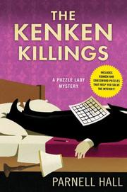 Cover art for THE KENKEN KILLINGS