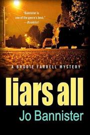 Cover art for LIARS ALL