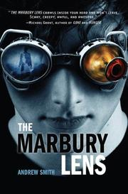 Book Cover for THE MARBURY LENS