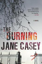 Cover art for THE BURNING