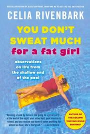 Cover art for YOU DON'T SWEAT MUCH FOR A FAT GIRL