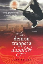 Cover art for THE DEMON TRAPPER'S DAUGHTER